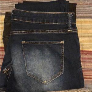 2 Pair Skinny Jeans